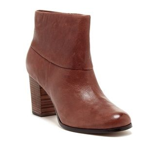 Cole Haan Cassidy Ankle Booties Sequoia Leather
